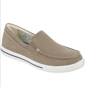 Men's L.L. Bean Sunwashed Canvas Sneakers